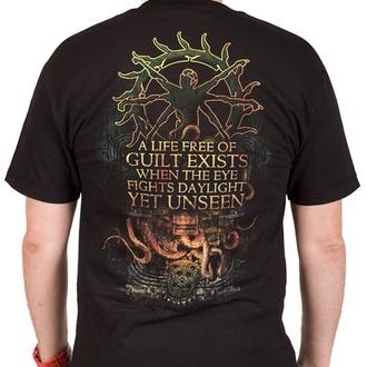 t-shirt metal uomo Necrophagist - The Stillborn One - INDIEMERCH, INDIEMERCH, Necrophagist