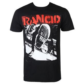 t-shirt metal uomo Rancid - BOOT - PLASTIC HEAD, PLASTIC HEAD, Rancid