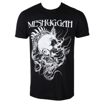 t-shirt metal uomo Meshuggah - SPINE HEAD - PLASTIC HEAD, PLASTIC HEAD, Meshuggah