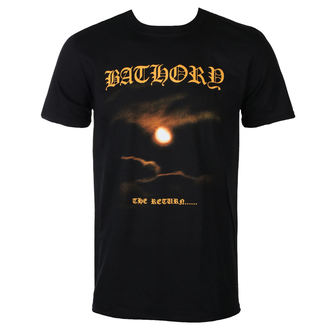 t-shirt metal uomo Bathory - THE RETURN... 2017 - PLASTIC HEAD, PLASTIC HEAD, Bathory