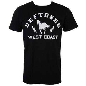 t-shirt metal uomo Deftones - WEST COAST - PLASTIC HEAD, PLASTIC HEAD, Deftones