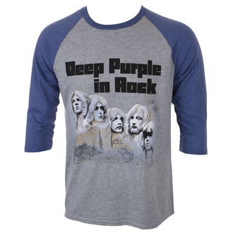 t-shirt metal uomo Deep Purple - IN ROCK 2017 - PLASTIC HEAD, PLASTIC HEAD, Deep Purple
