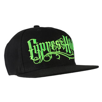 berretto Cypress Hill - Pot Leaf Black, NNM, Cypress Hill