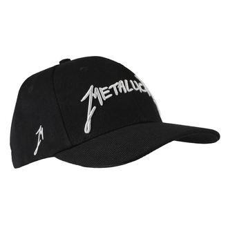 berretto Metallica - Garage - Argento Logo Nero, NNM, Metallica