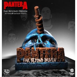 Decorazione Pantera - 3D Vinyl Statue Far Beyond Driven - KNUCKLEBONZ, KNUCKLEBONZ, Pantera