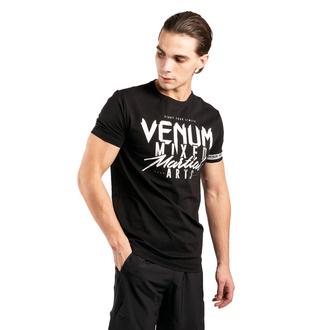 Maglietta da uomo Venum - MMA Classic 20 - Nero / Argento, VENUM