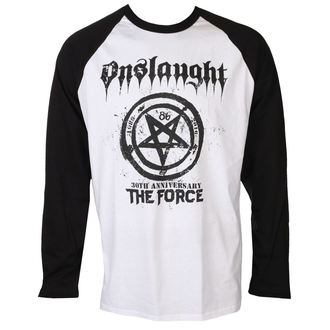 t-shirt metal uomo Onslaught - THE FORCE 30TH ANNIVERSARY BASEBALL - RAZAMATAZ, RAZAMATAZ, Onslaught