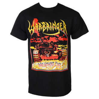 t-shirt metal uomo Warbringer - WAR WITHOUT END - RAZAMATAZ, RAZAMATAZ, Warbringer