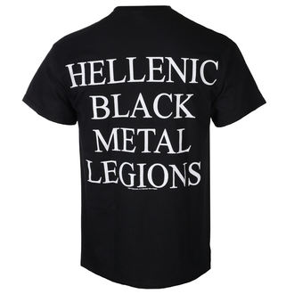 t-shirt metal uomo Rotting Christ - HELLENIC BLACK METAL LEGIONS - RAZAMATAZ, RAZAMATAZ, Rotting Christ