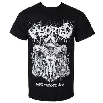 t-shirt metal uomo Aborted - GOD OF NOTHING - RAZAMATAZ, RAZAMATAZ, Aborted
