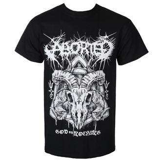 t-shirt metal uomo Aborted - GOD OF NOTHING - RAZAMATAZ, RAZAMATAZ, Aborted