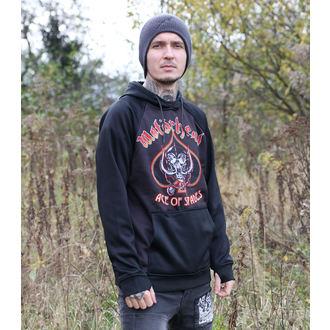 felpa con capuccio uomo Motörhead - Black - NNM, NNM, Motörhead
