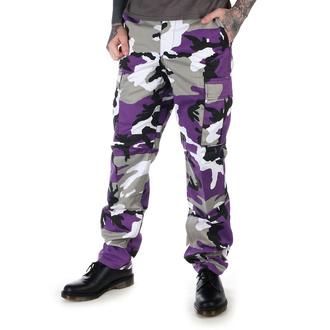 pantaloni US BDU - ARMY - VIOLA CAMO, MMB