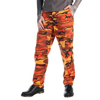 pantaloni US BDU - US BDU - ARANCIA, MMB