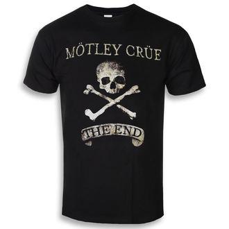t-shirt metal uomo Mötley Crüe - The End - ROCK OFF, ROCK OFF, Mötley Crüe