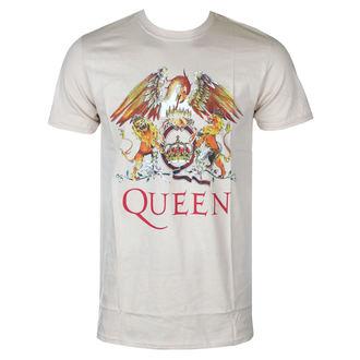 Maglietta Queen - Classic Crest - ROCK OFF, ROCK OFF, Queen