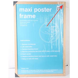 telaio a manifesto (61x91,5 centimetro) - Beech - GB Posters - DANNEGGIATO, GB posters