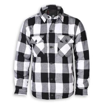 giacca invernale - Lumberjacket checked - BRANDIT, BRANDIT