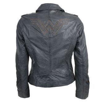giacca di pelle donna Wonder Woman - GREY - NNM, NNM