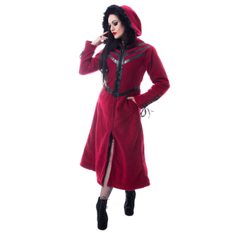 Cappotto da donna CHEMICAL BLACK - FINAL - ROSSO, CHEMICAL BLACK