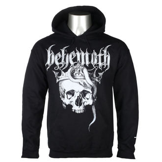 felpa con capuccio uomo Behemoth - Skull - KINGS ROAD, KINGS ROAD, Behemoth