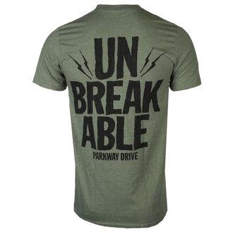 t-shirt metal uomo Parkway Drive - Unbreakable - KINGS ROAD, KINGS ROAD, Parkway Drive