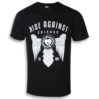 t-shirt metal uomo Rise Against - Wings - KINGS ROAD, KINGS ROAD, Rise Against