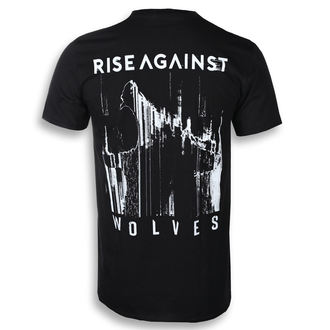 t-shirt metal uomo Rise Against - Wolves Pocket - KINGS ROAD, KINGS ROAD, Rise Against