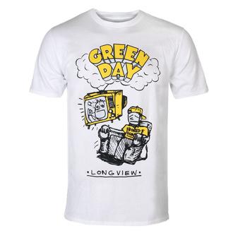 t-shirt metal uomo Green Day - Longview - ROCK OFF, ROCK OFF, Green Day