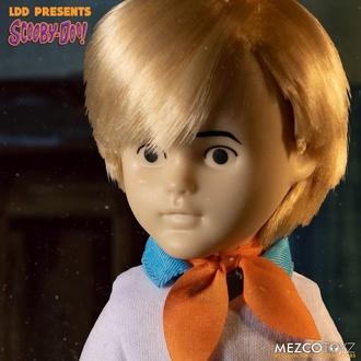 Statuina (bambola) Scooby-Doo & Mystery - Living Dead Dolls - Fred, LIVING DEAD DOLLS, Scooby-Doo & Mystery