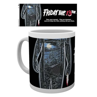 Tazza Friday the 13th GB posters, GB posters, Friday the 13th