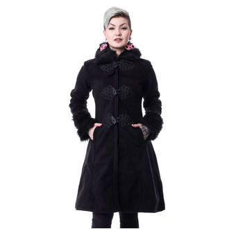 cappotto POIZEN INDUSTRIES - FROZEN - NERO, POIZEN INDUSTRIES