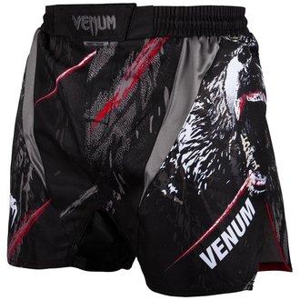 Pantaloni da combattimento  (fightshorts) Venum - Grizzli - Nero / bianca, VENUM