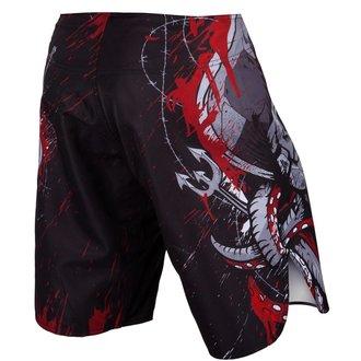 Pantaloncini VENUM - Pirate - Nero / Rosso, VENUM