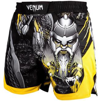 Pantaloni da combattimento (fightshorts) Venum - Viking 2.0 - Nero / Giallo, VENUM
