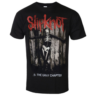 Maglietta da uomo Slipknot - The Gray - Chapter Album - ROCK OFF, ROCK OFF, Slipknot