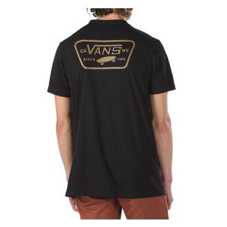 t-shirt street uomo - MN FULL PATCH BACK S - VANS, VANS