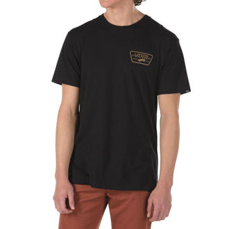 t-shirt street uomo - MN FULL PATCH BACK S - VANS, VANS