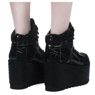 scarpe con cuneo donna - Mermad Trainers - KILLSTAR