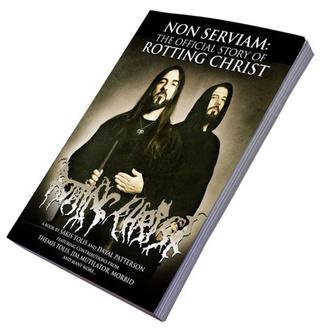 Libro Non Serviam: La Storia dei Rotitng Christ, CULT NEVER DIE