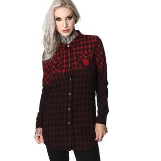 Camicia HYRAW - Rouge, HYRAW