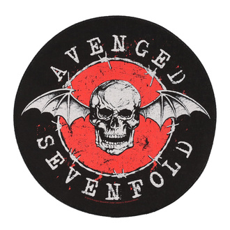 Grande toppa Avenged Sevenfold - Distressed Skull - RAZAMATAZ, RAZAMATAZ, Avenged Sevenfold