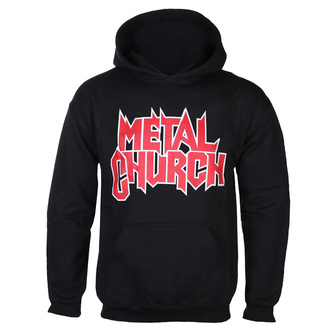 felpa con capuccio uomo Metal Church - THE DARK - PLASTIC HEAD, PLASTIC HEAD, Metal Church