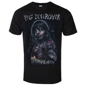 Maglietta da uomo Pig Destroyer - Painter Of Dead Girls - Nero - INDIEMERCH, INDIEMERCH, Pig Destroyer
