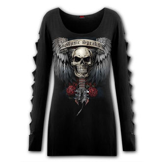 t-shirt donna - UNSPOKEN - SPIRAL, SPIRAL