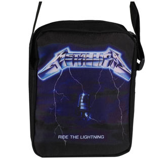 Borsa Metallica - RIDE THE LIGHTENING, NNM, Metallica