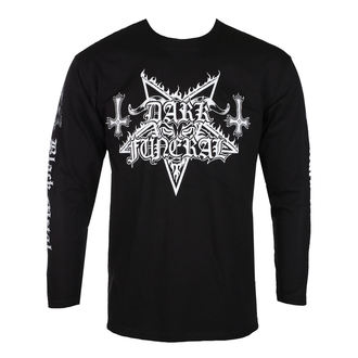 t-shirt metal uomo Dark Funeral - LOGO / BLACK METAL - RAZAMATAZ, RAZAMATAZ, Dark Funeral