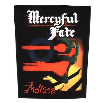 Grande toppa Mercyful Fate - Melissa - RAZAMATAZ, RAZAMATAZ, Mercyful Fate