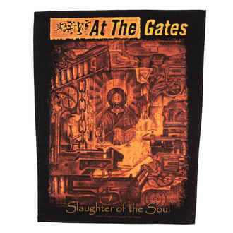 Grande toppa At The Gates - Slaughter Of The Soul - RAZAMATAZ, RAZAMATAZ, At The Gates