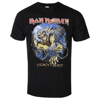 t-shirt metal uomo Iron Maiden - Eddie - ROCK OFF, ROCK OFF, Iron Maiden